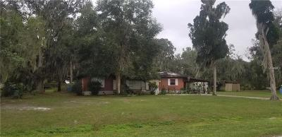 Lithia Single Family Home For Sale: 2507 Welcome Road