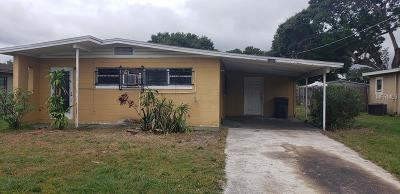 Tampa Single Family Home For Sale: 5205 S 81st Street