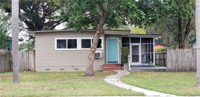 Pinellas County Single Family Home For Sale: 5151 4th Avenue S