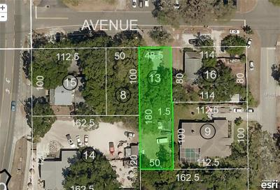 Pinellas County Commercial For Sale: 1014 Ohio Avenue