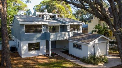 Pinellas County Single Family Home For Sale: 512 Wideview Avenue
