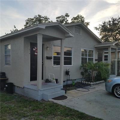 Hernando County, Hillsborough County, Pasco County, Pinellas County Multi Family Home For Sale: 2834 Freemont Terrace S