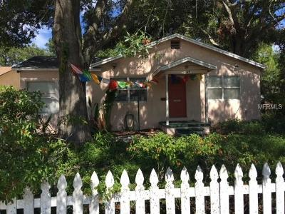 Gulfport Single Family Home For Sale: 2309 49th Street S