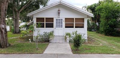 Tarpon Springs Single Family Home For Sale: 425 Grand Boulevard