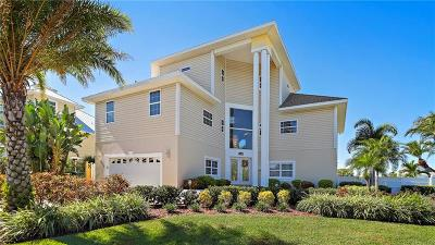 Hillsborough County, Pasco County, Pinellas County Single Family Home For Sale: 1800 Dolphin Boulevard S