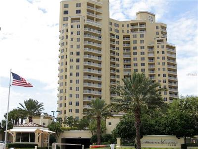 Clearwater Beach, St Pete Beach Condo For Sale: 1200 Gulf Boulevard #704