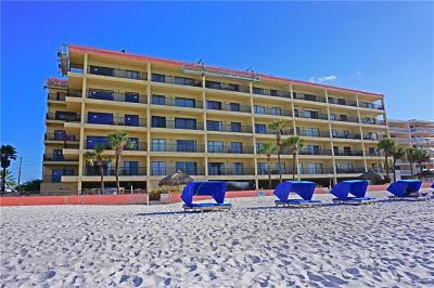 Madeira Beach Condo For Sale: 14710 Gulf Boulevard #101