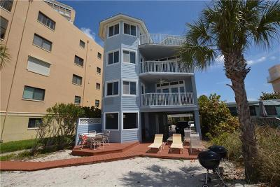 Redington Beach, Redington Shores Condo For Sale: 17852 Lee Avenue #2