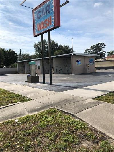 Pinellas County Commercial For Sale: 4700 Central Avenue N