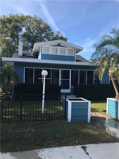 oldsmar Single Family Home For Sale: 500 S Bayview Boulevard
