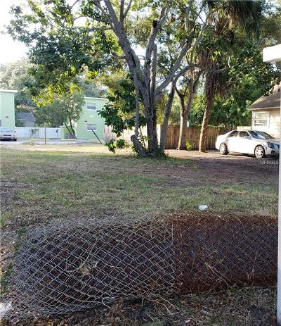 St Petersburg Residential Lots & Land For Sale: 1725 18th Street S