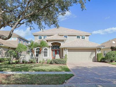 Seminole Single Family Home For Sale: 9871 Sago Point Drive