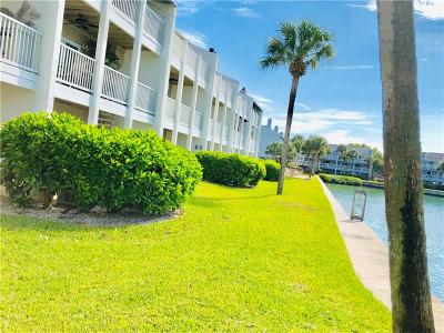 Clearwater Beach, Indian Rocks Beach, Indian Shores, Redington Beach, Redington Shores, Madeira Beach, Treasure Island, Tierra Verde, Belleair Beach, St. Pete Beach, Treasure Island  Townhouse For Sale: 12320 Capri Circle N #12320