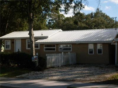 Pinellas Park Single Family Home For Sale: 6002 72nd Avenue N