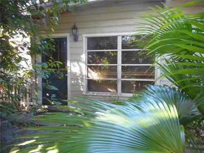 Safety Harbor Single Family Home For Sale: 645 Wooddell Drive