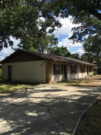 Duplex For Sale: 9809 N 10th Street #1/2