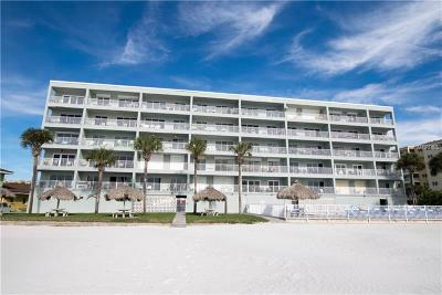 Redington Beach, Redington Shores Condo For Sale: 17500 Gulf Boulevard #301
