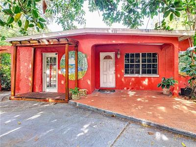 Largo Single Family Home For Sale: 910 15th Avenue NW