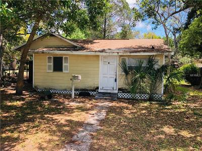 St Petersburg Single Family Home For Sale: 1752 42nd Street S