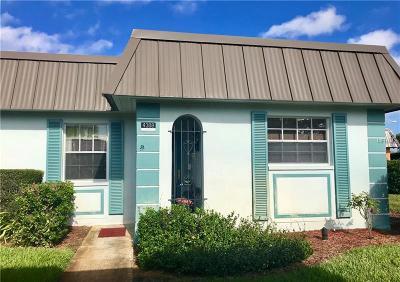 New Port Richey Condo For Sale: 4308 Summersun Drive