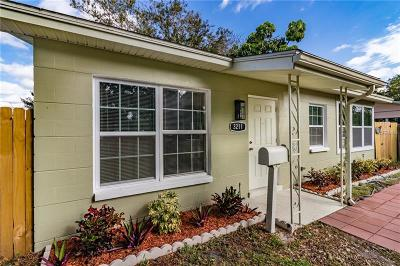 St Petersburg Single Family Home For Sale: 3211 35th Avenue N