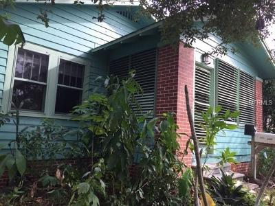 Pinellas County Multi Family Home For Sale: 2905 14th Street N
