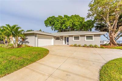 St Petersburg Single Family Home For Sale: 3790 Coquina Key Drive SE