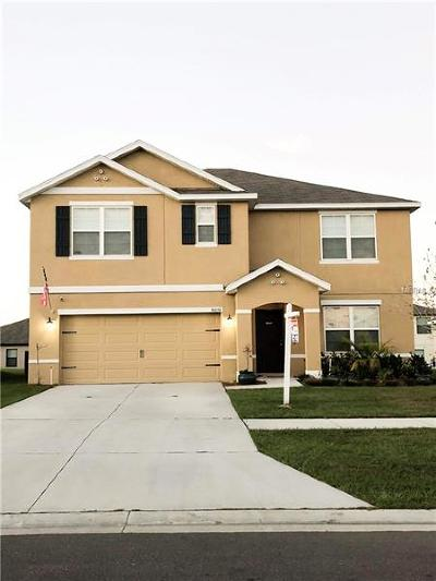 Zephyrhills Single Family Home For Sale: 36051 Carriage Pine Court