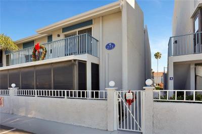 Madeira Beach Condo For Sale: 273 Rex Place #C