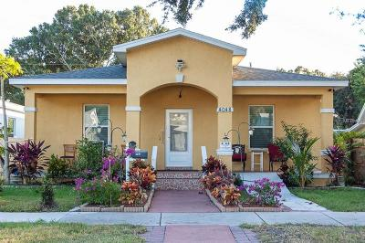 Pinellas County Single Family Home For Sale: 4048 4th Avenue N