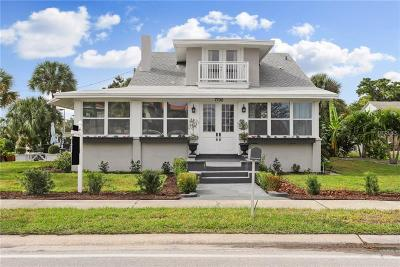 St Pete Beach Multi Family Home For Sale: 7700 Boca Ciega Drive