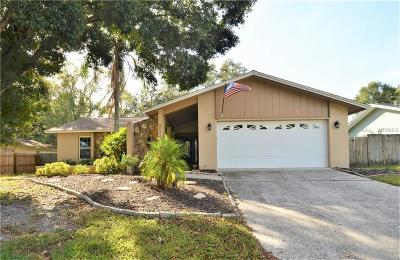 Safety Harbor Single Family Home For Sale: 3115 Swan Lane