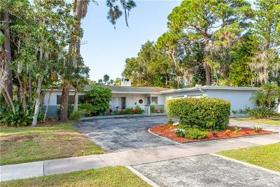Belleair Single Family Home For Sale: 1714 Indian Rocks Road