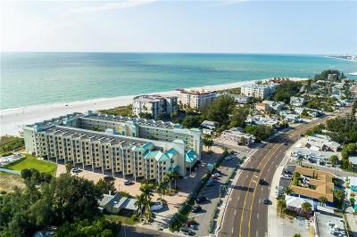 Treasure Island Condo For Sale: 12000 Gulf Boulevard #206-W