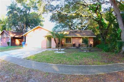 Clearwater Single Family Home For Sale: 1991 Dodge Circle