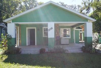 Tampa Single Family Home For Sale: 305 E Clinton Street