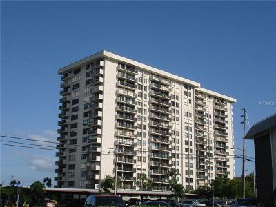 Clearwater Beach Condo For Sale: 400 Island Way #812
