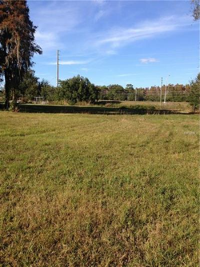 Lutz Residential Lots & Land For Sale: 2400 Evergreen Lane