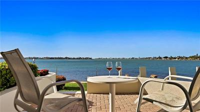 St Petersburg Condo For Sale: 6105 Bahia Del Mar Circle #184