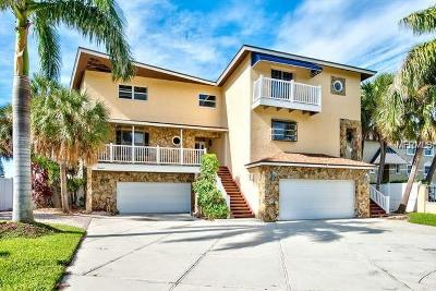 Treasure Island Multi Family Home For Sale: 12400 Capri Circle N