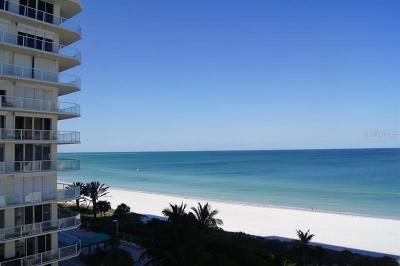Lido Key Condo For Sale: 1770 Benjamin Franklin Drive #704