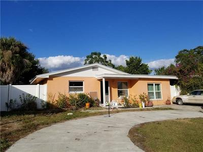 Tampa Single Family Home For Sale: 7507 W Caracas Street