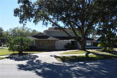 Tampa Single Family Home For Sale: 4004 Priory Circle