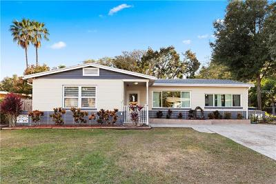 Clearwater Single Family Home For Sale: 2415 Nash Street