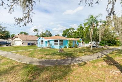 Tarpon Springs Single Family Home For Sale: 19 Tarpon Drive