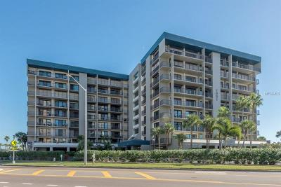 Clearwater Beach Condo For Sale: 1501 Gulf Boulevard #307