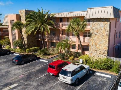 St Pete Beach Condo For Sale: 505 66th Avenue #4