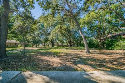 Pinellas County Residential Lots & Land For Sale: 1046 Bass Boulevard