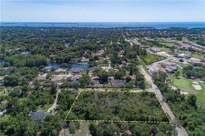 Pinellas County Residential Lots & Land For Sale: 3399 Rolling Woods Drive