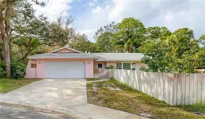 Pinellas County Single Family Home For Sale: 1585 15th Court W